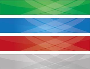 banner set color