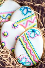 Wall Mural - Easter cookies