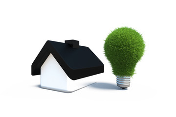 conceptual energy conservation in the home