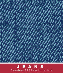 Jeans seamless background.