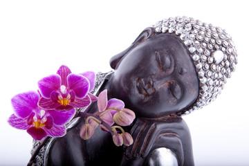 Fototapete - bouddha et Sérénité