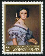 portrait of Szidonia Deak