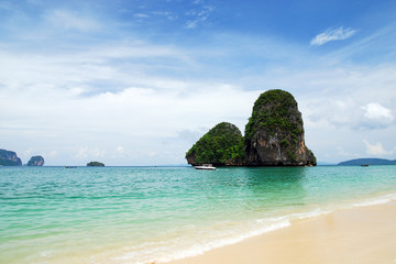 Tropical beach Andaman Sea Thailand