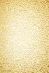 金色の背景