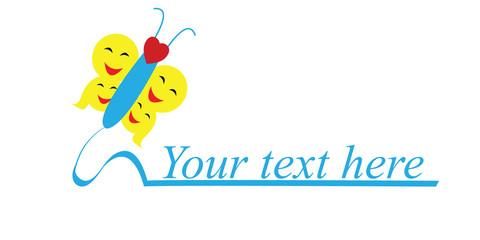 Logo, family, children, social work