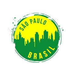 timbre São Paulo