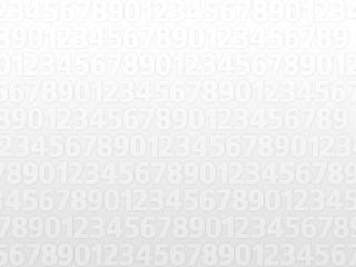 Calculs mathématiques - Fond de chiffres