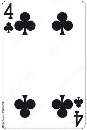 kreuz im kartenspiel