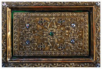 Thai pattern Handmade wood carvings