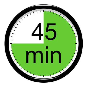 Minuterie - 45 minutes