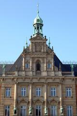 Justizgebäude der Hansestadt Hamburg