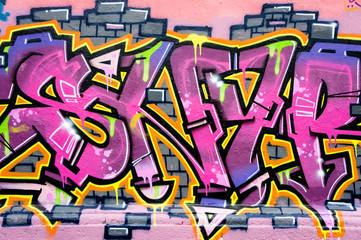 Graffiti Lila1
