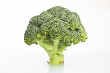 Fresh Raw Broccoli