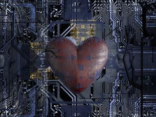 corazón bit