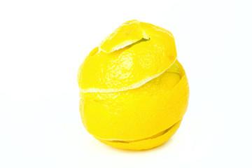 Lemons rind