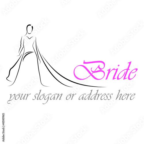 11 Best Bridal Logo images in 2017  Bridal logo Logos
