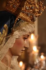 Virgen del Desconsuelo, Semana Santa, Jerez