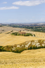 Farm in Val d'Orcia (Tuscany)