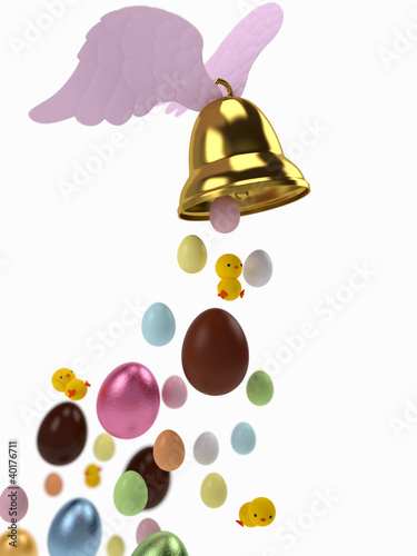 """Cloches De Paques Images cloche de pâques"""" photo libre de droits sur la banque d'images"""