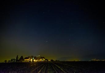 Stars Over Swiss Village