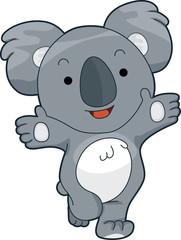 Friendly Koala
