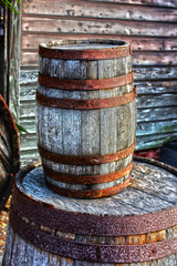 HDR barrel