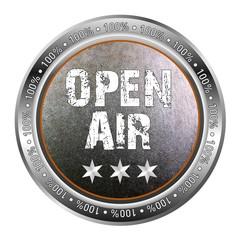 100% Open Air