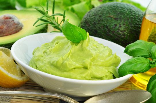 Avocado, Aufstrich