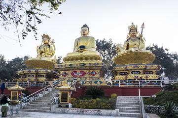 Photo sur Aluminium Népal Swayambhunath Temple, Kathmandu, Nepal