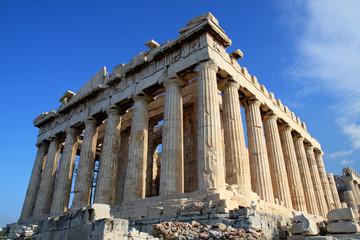 Pantheon Akropolis Athen Fototapete