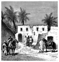 Trad. Arabian Scene
