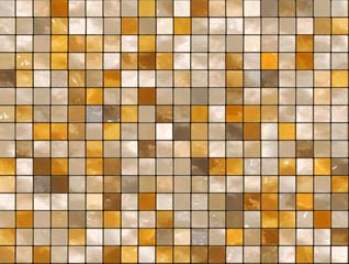 Ceramic Wall background - mosaic