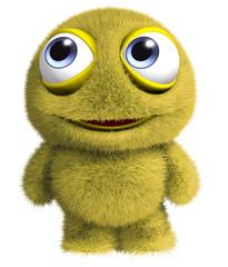 Foto auf Acrylglas Nette Monster cute monster