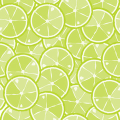 seamless pattern of citrus