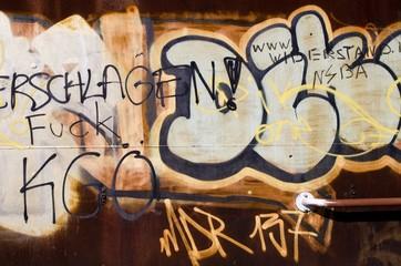 Jugendkunst Graffiti @ miket