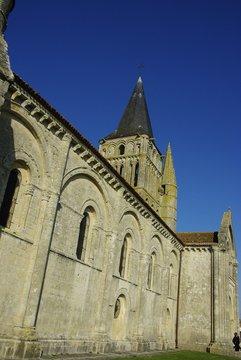 Eglise romane d'Aulnay de Saintonge