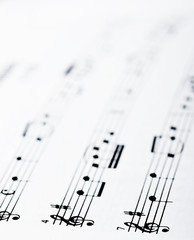 Music Note pad