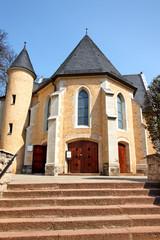 Kirche St. Johannes Baptist in Jena, Deutschland
