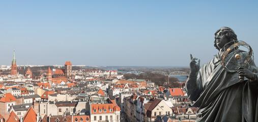 Torun, city of Copernicus