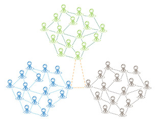 different group connection