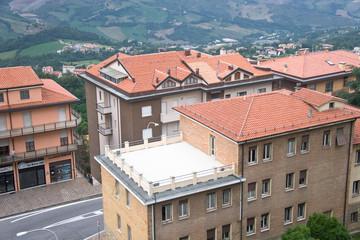 San-Marino - Houses