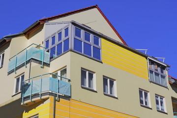 Modernes Wohnhaus