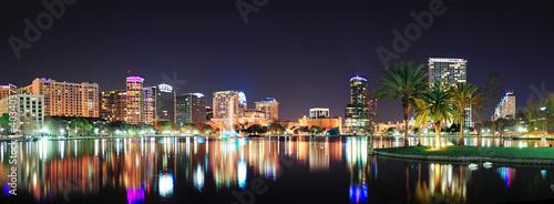 Fototapete Orlando panorama