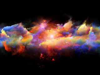 Clouds of color