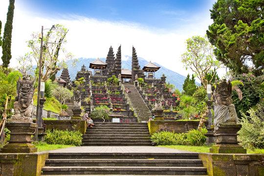 Agung Besakih complex temple, Bali, Indonesia