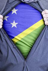 Solomon Islands Businessman