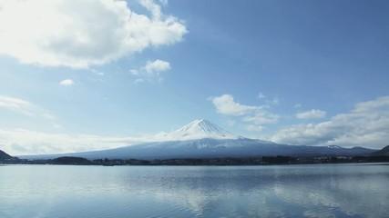 Wall Mural - 富士山