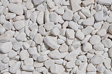 Kieselsteine Hintergrund