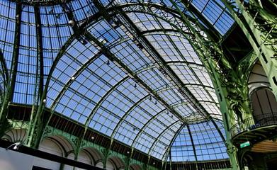 Nef du Grand Palais, Paris. France. Fototapete