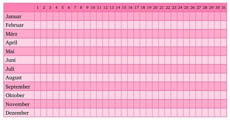 Zykluskalender